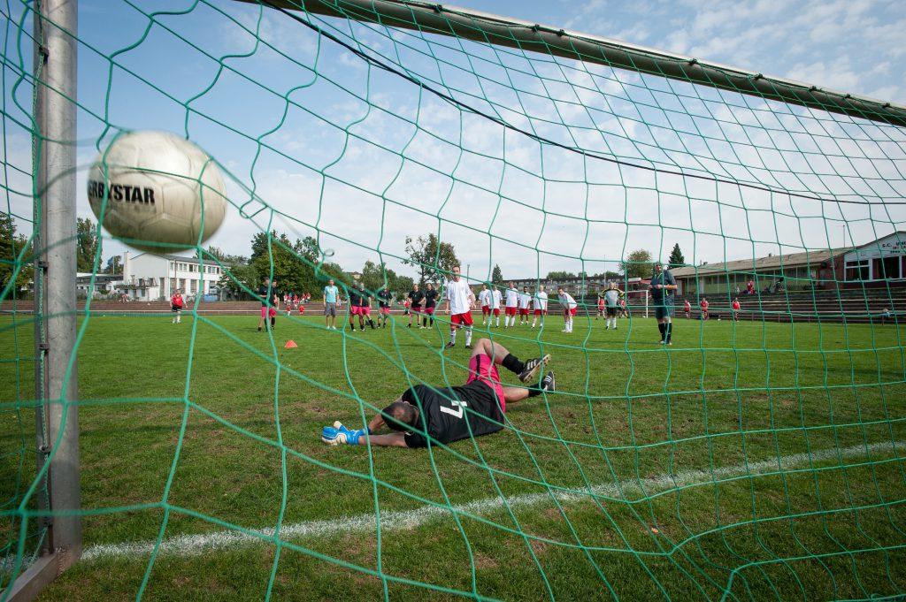Gruner und Jahr Fussballtunier 05
