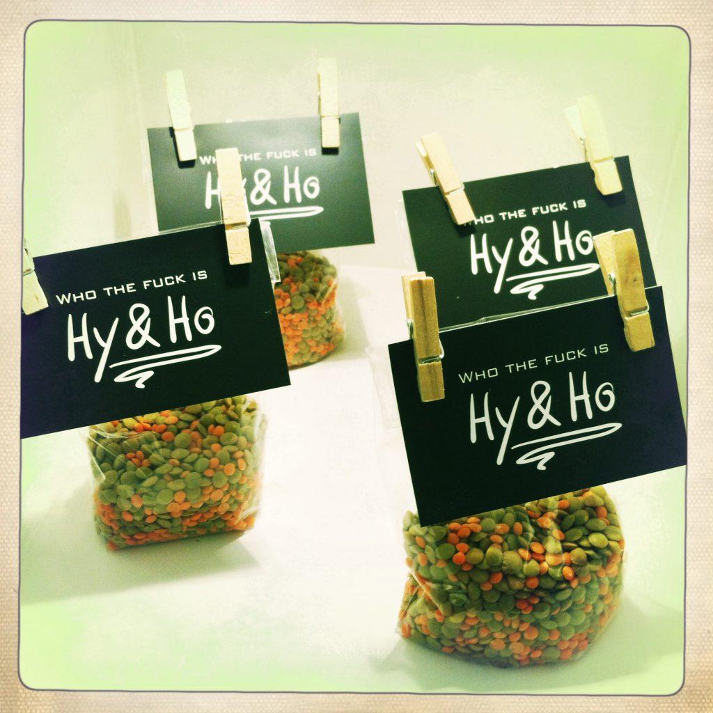 HY und Ho – Linsengerichte 12