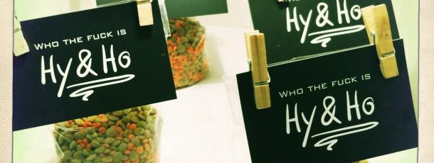 Hy & Ho tischen auf – Linsengerichte 1.0