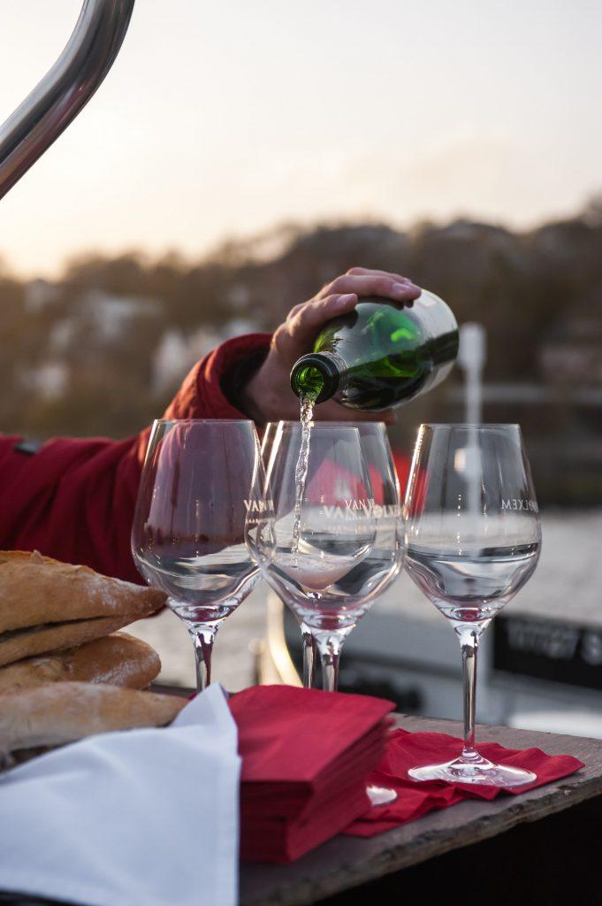 Das Weinevent – Message in a bottle 01