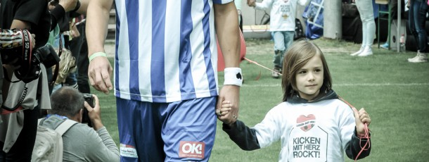 Kicken mit Herz 2014